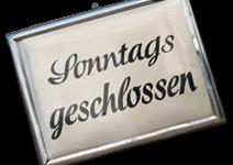 Negozi chiusi la domenica in Germania