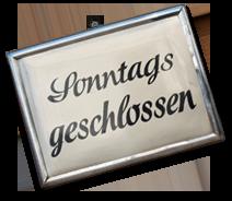 Germania: I Negozi Aperti La Domenica?