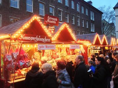 Düsseldorf: non solo Mercatini di Natale