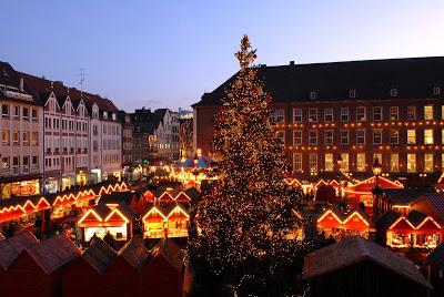 Mercatini di Natale Düsseldorf