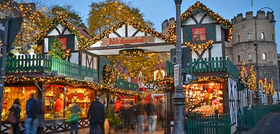 Mercatini Natale Köln