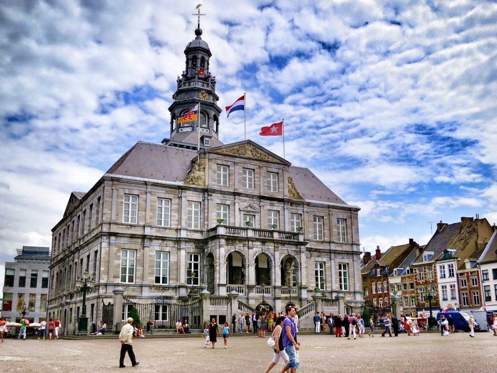 Palazzo municipio Maastricht