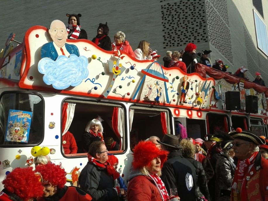 Il Carnevale di Colonia – È Festa Grande in Città!
