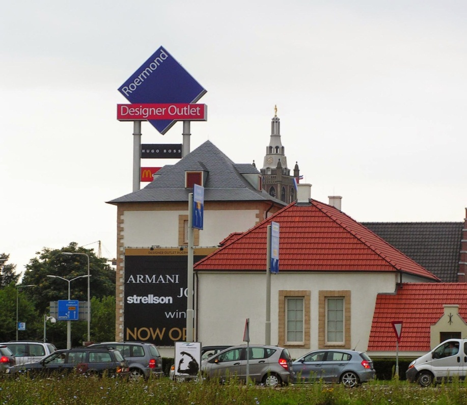 Shopping in Olanda – una giornata all'outlet di Roermond