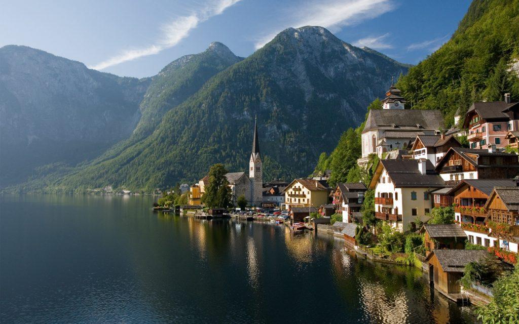 Visitare Hallstatt Austria