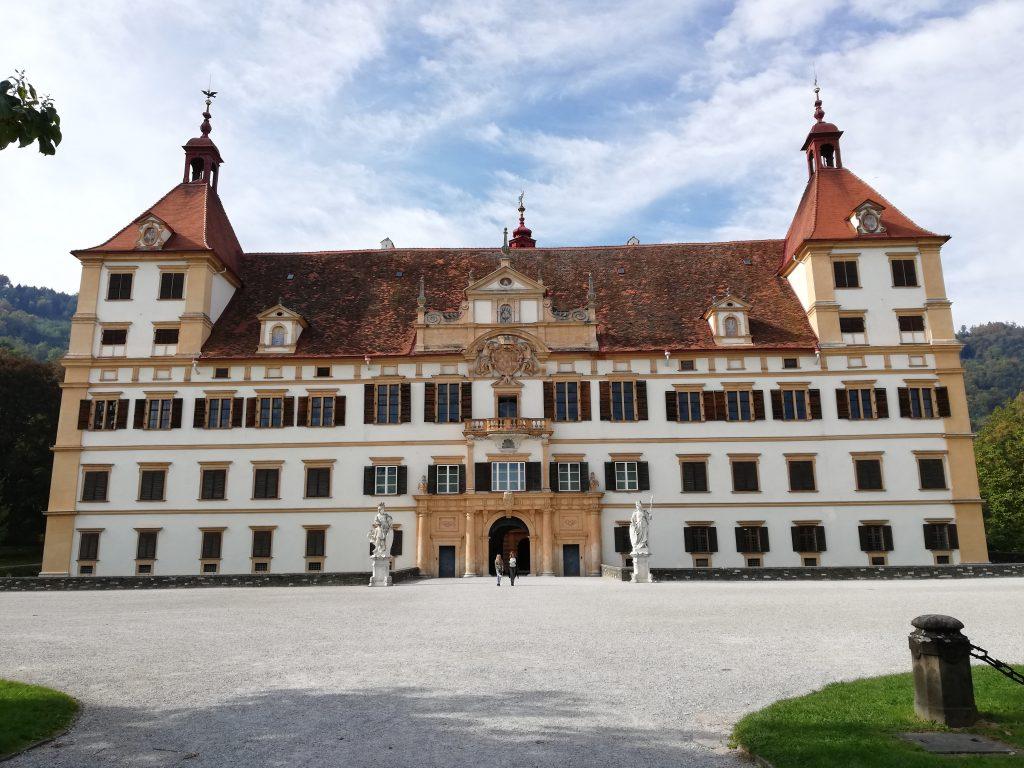 visitare il castello di eggenberg