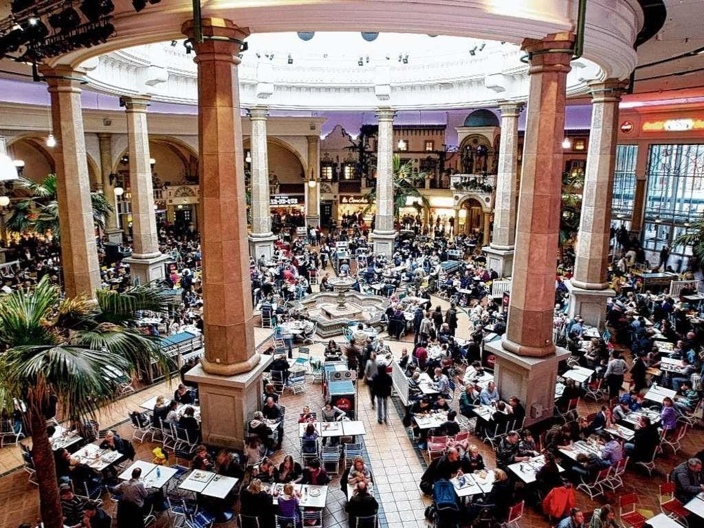 Oberhausen: il centro commerciale più grande d'Europa