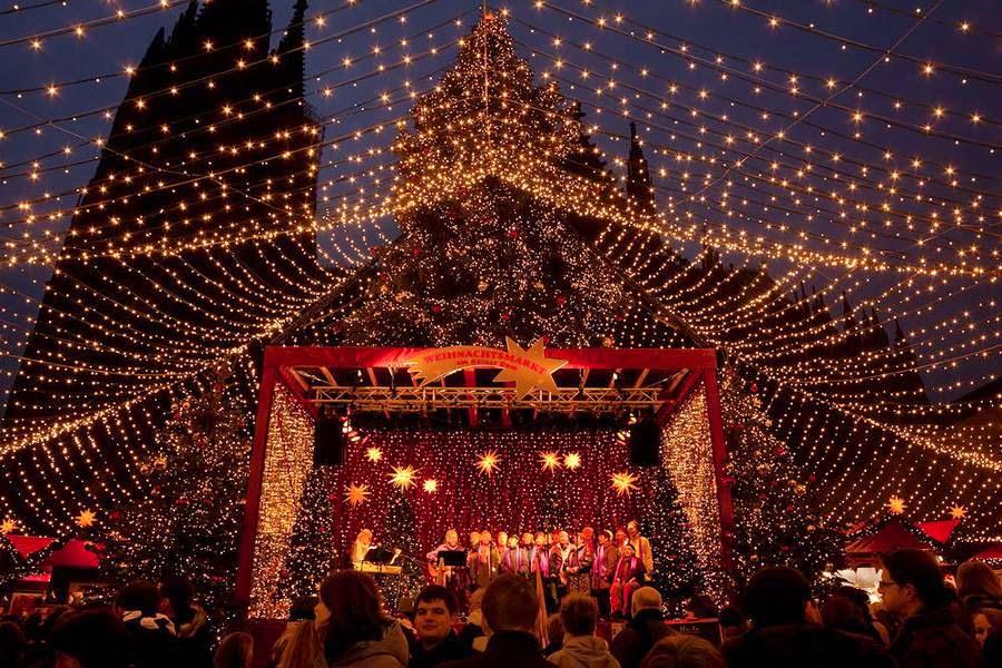 I Mercatini di Natale a Colonia: vieni anche tu?