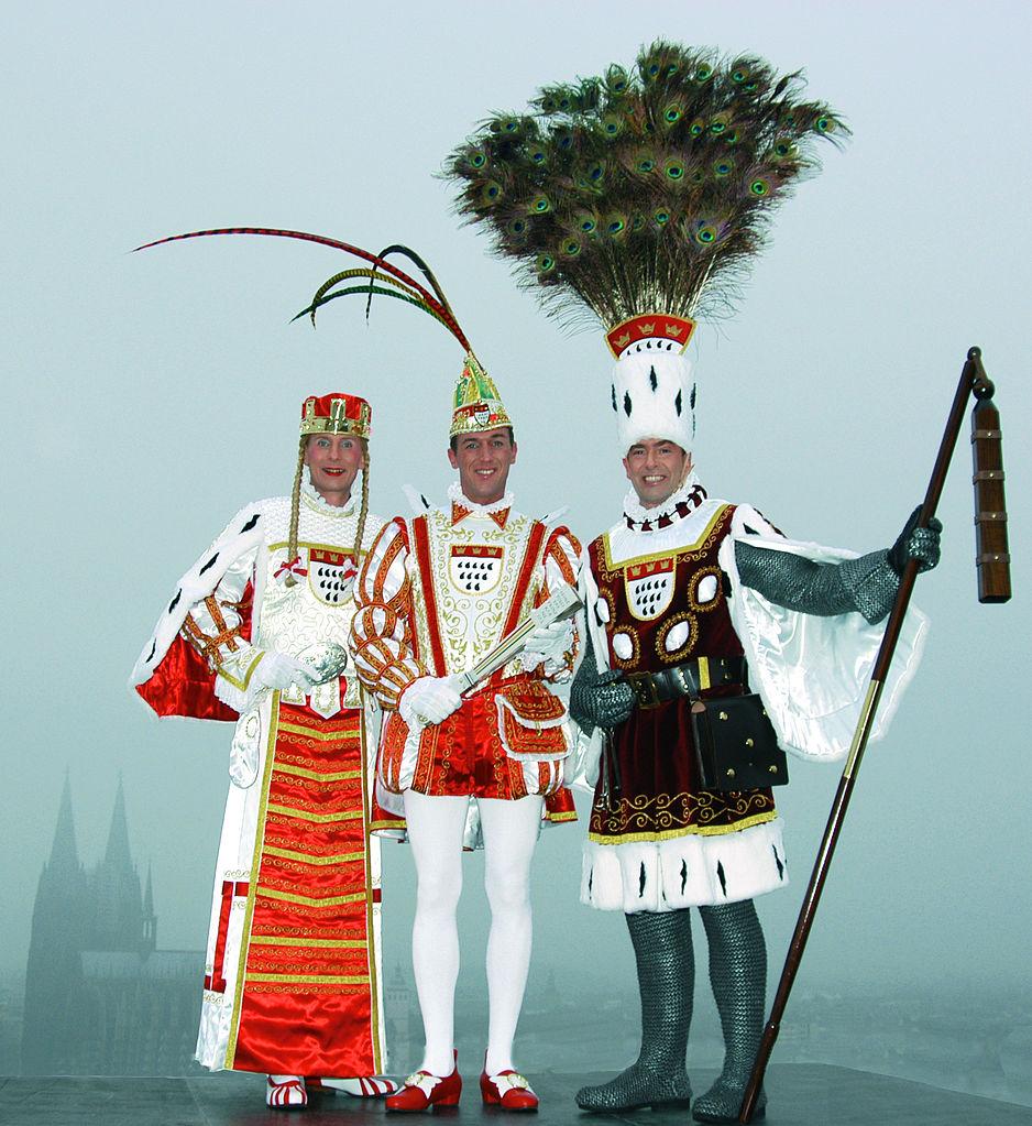 Germania: davvero c'è il Carnevale a Novembre ?!